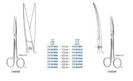 Nùžky chirurgické - zvìtšit obrázek