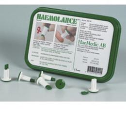 Lanceta HAEMOLANCE Plus