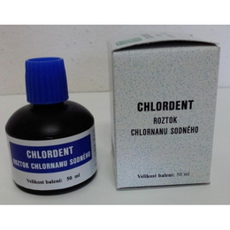 Chlordent 50ml