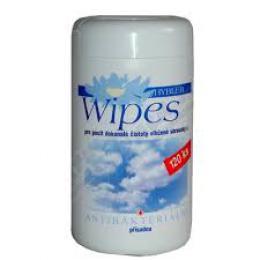 Antibakteriální  ubrousky HYBLER Wipes 120ks
