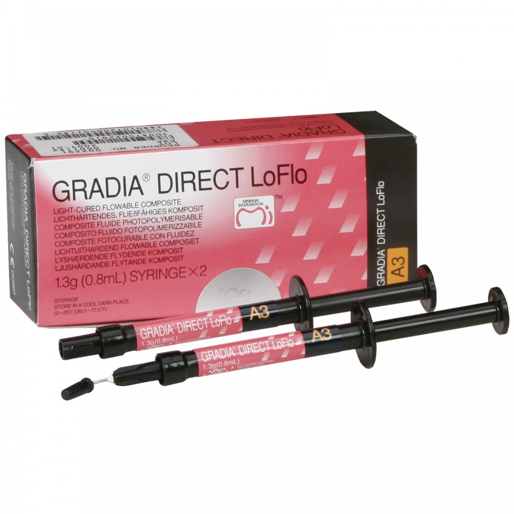 Gradia Direct LoFlo