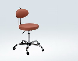 Stomatologická židlièka D10L - sestra - zvìtšit obrázek