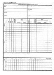 zdravotní záznam pro stomatologii dìtí a dorostencù