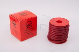 Voskový drát pro registraci skusu