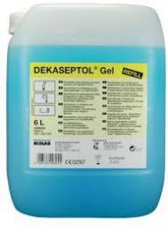 Dekaseptol gel 6l
