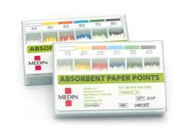 Papírové èepy MEDIN 0.2 nekalibrované - zvìtšit obrázek