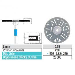 Diamantové disky standard