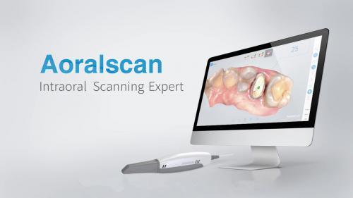 Aoralscan - zvìtšit obrázek