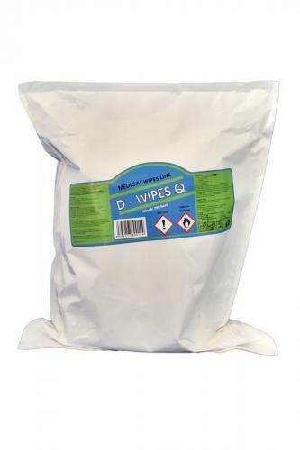 D-WIPES dezinfekèní ubrousky - zvìtšit obrázek
