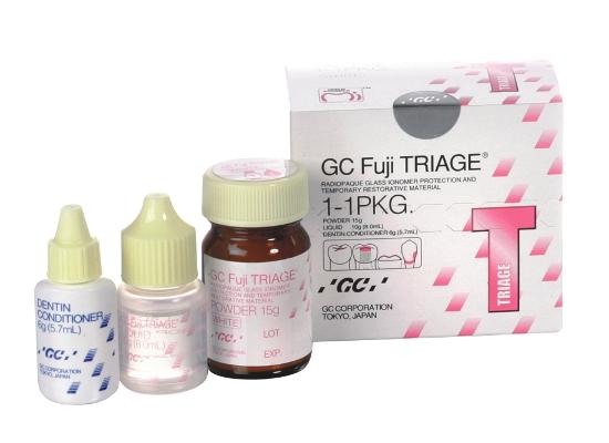 GC Fuji Triage plv. liq.
