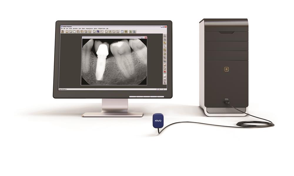 viziografie KaVo GXS-700 senzor è.2